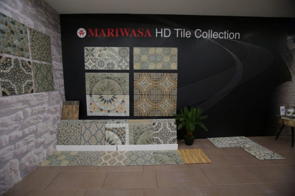 Mariwasa Goes Digital Launches Full Hd Tiles Mariwasa